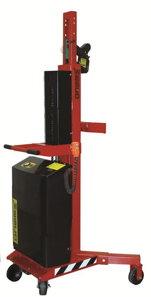 Part No 240156 Ergonomic Drum Handler Power Lift On