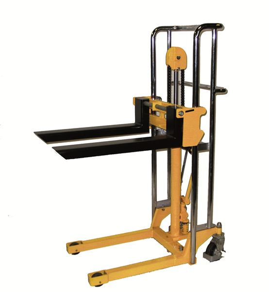 Hydraulic Lift Concept : Part no hydraulic value lift fork model on