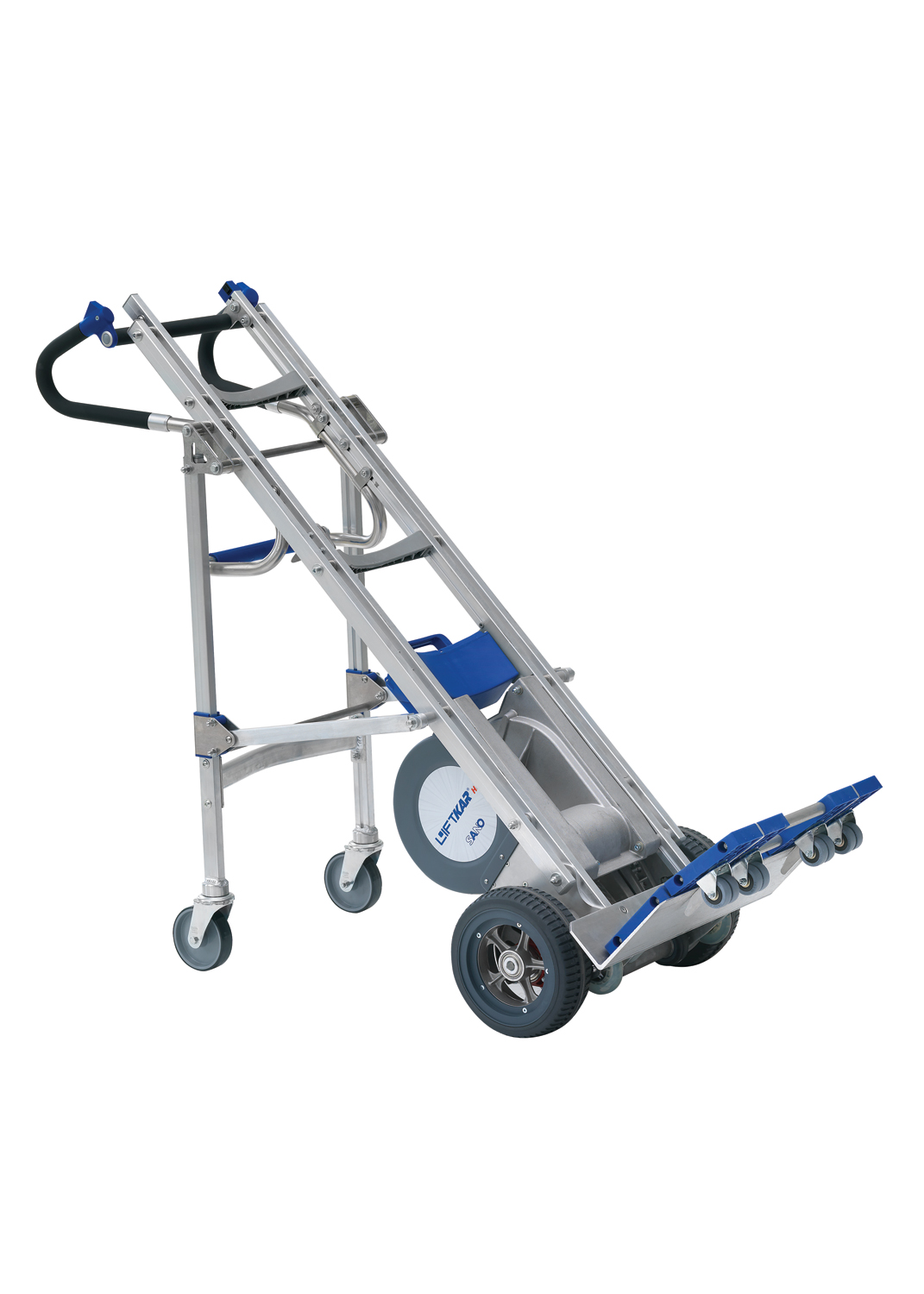 Power Liftkar Hd Stairclimbing Trucks On Wesco Industrial