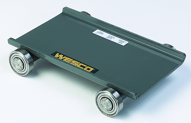 Heavy Duty Machine Dolly Amp Rollers On Wesco Industrial