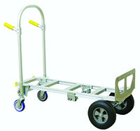 Spartan Economy Aluminum 2-in-1 Truck JR - 4 Wheels