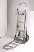 Series 410 Aluminum Cobra-Lite Hand Trucks - Use