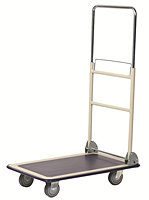 Telescoping Handle Platform Truck - Use 2