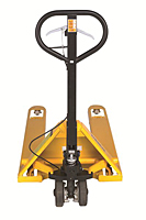 Pallet Truck with Hand Brake - Detail