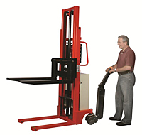 Counter-Balance Stackers Fork Models - 1