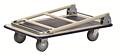 Telescoping Handle Platform Truck - Use 1