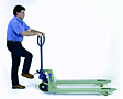 Deluxe Foot Pump Model Truck - Use
