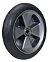 BC-10 Wheel for Aluminum Cobra-Lite Hand Trucks, Options, Components, Handles